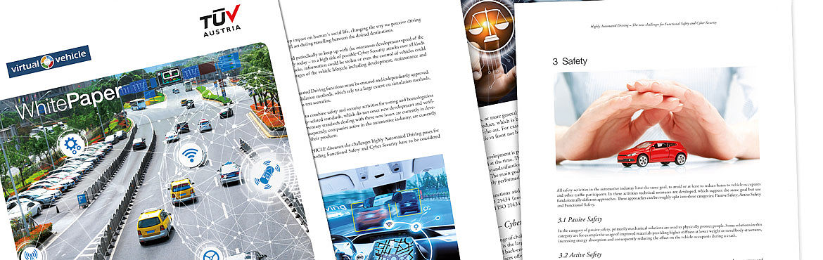 TÜV AUSTRIA White Paper IV - Highly Automated Driving