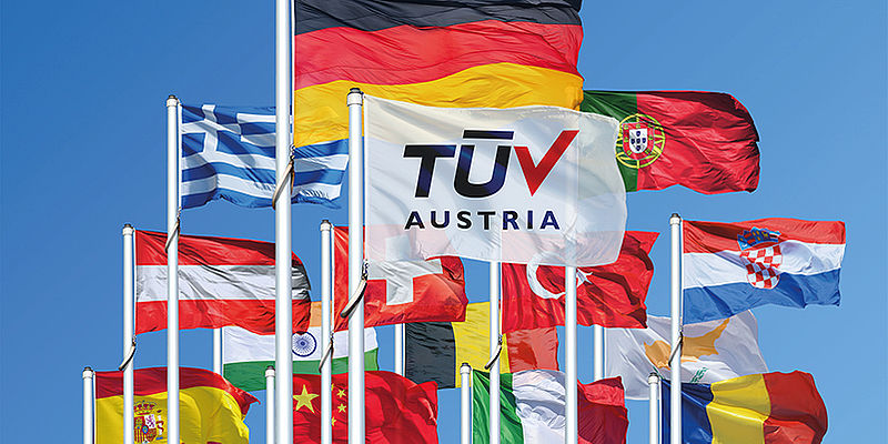TÜV AUSTRIA Group: End-Of-Year-Review 2020: Independent. International. Digital. (C) TÜV AUSTRIA, Shutterstock, M. Schauer