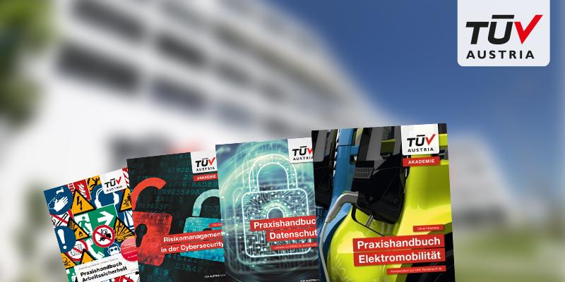 TÜV AUSTRIA Fachverlag: Jetzt als E-Book immer mit dabei!