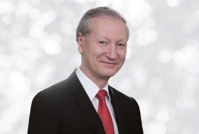 Dr. Stefan Haas, CEO TÜV AUSTRIA Group: Sicherheit als Wegbereiter für die Digitale Transformation