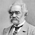 Werner von Siemens führte erstmals den elektrischen Antrieb ein.