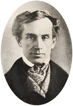 Samuel Morse schickte im Jahr 1837 die erste Botschaft durch eine Drahtleitung, an der ein Elektromagnet angeschlossen war.