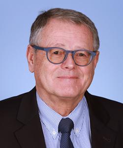 Dipl.-Ing. Franz Fegerl leitete den Bereich Medizintechnik von 1980 bis Ende 2013.