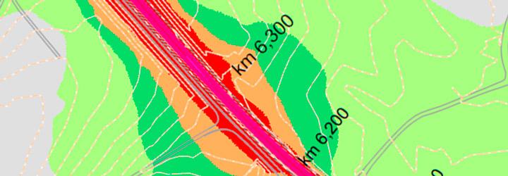 TÜV AUSTRIA Umweltschutz - Lärmausbreitung: Als akkreditierte Prüfstelle für das Eisenbahnwesen (EN ISO/IEC 17020, 17025, 17065) bietet TÜV AUSTRIA TVFA unabhängige Prüf-, Inspektions- und Zertifizierungsleistungen: ortsfeste Betriebsmittel wie Schienen, Schienenbefestigungssysteme, Halterungen, Gleisschwellen etc. sowie Fahrdrahtsysteme und Bauteile von Schienenfahrzeugen werden von TÜV AUSTRIA geprüft, zugelassen und zertifiziert.