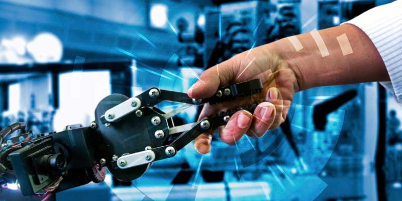 TÜV AUSTRIA - Mensch-Roboter Kollaboration - Industrie 4.0 (C) Fotolia, zapp2phot
