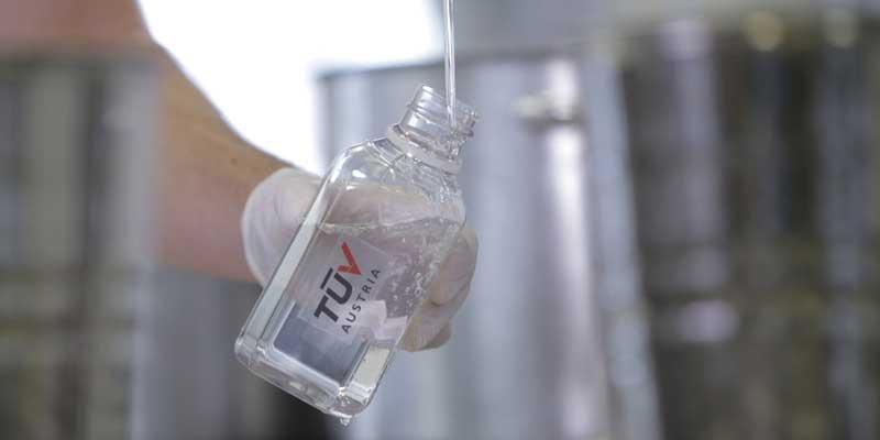 Gesundes Wasser: Basierend auf den normativen und gesetzlichen Forderungen bietet der TÜV AUSTRIA über sein Tochterunternehmen TÜV AUSTRIA HYGIENIC EXPERT GMBH für alle Anlagenbetreiber ein anlagenspezifisches Qualitätssicherungssystem an. (C) TÜV A