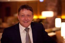 """Torsten Heyroth, Director of Engineering, The Ritz-Carlton Vienna: """"Wir müssen uns auf unsere Kernkompetenzen konzentrieren."""" (Credit: Gerhard Zahalka, standlaufbild.at)."""