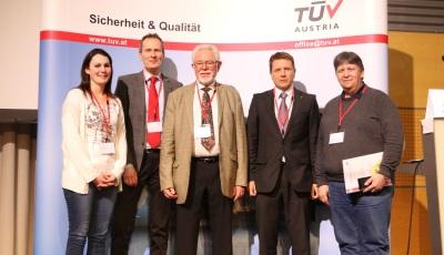 TÜV AUSTRIA Brandschutztag 2016