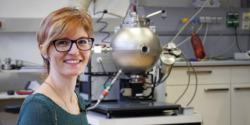 Katja Hüttenbrenner, Montanuniversität Leoben, TÜV AUSTRIA Wissenschaftsstipendiatin