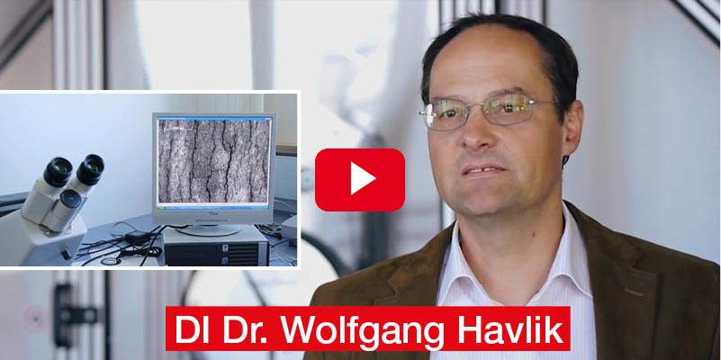 DI Dr. Wolfgang Havlik OMV 'Untersuchung von Werkstoffschäden in Produktionsanlagen'