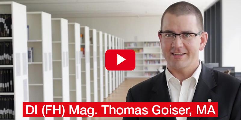 DI (FH) Mag. Thomas Goiser, MA FH CAMPUS WIEN Master Thesis 'Kompetenz vs. Handlungsmöglichkeit? Die Einbindung der Kommunikationsverantwortlichen österreichischer Unternehmen in Risikomanagement und - kommunikation: Eine empirische Untersuchung'