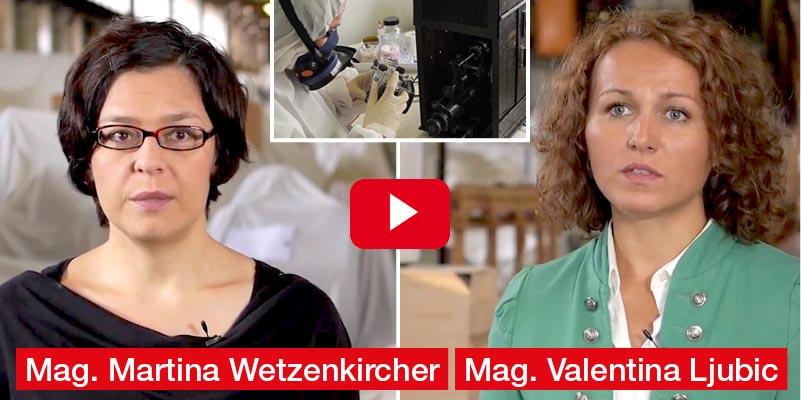 """Mag. Martina Wetzenkircher, Mag. Valentina Ljubic Technisches Museum Wien 'Vom """"Wundermaterial"""" zum Gefahrenstoff: Asbest im Spannungsfeld zwischen Bewahren und Entsorgen'"""
