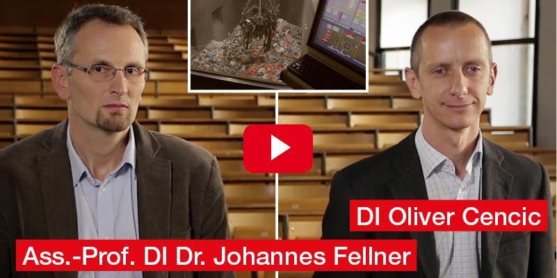Ass.-Prof. DI Dr. Johannes Fellner, DI Oliver Cencic TU Wien 'BIOMA – Software zur Bestimmung der Müllzusammensetzung'