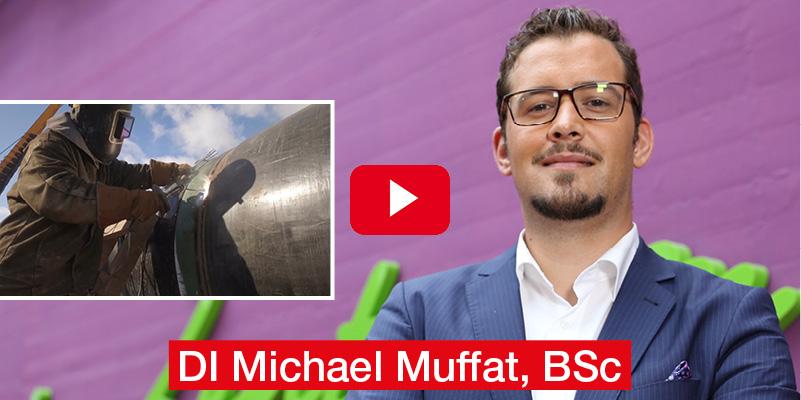 Dipl.-Ing. Michael Muffat, BSc TU Graz Dissertation 'Modellierung und Messung der elektrischen Parameter von Pipelines'