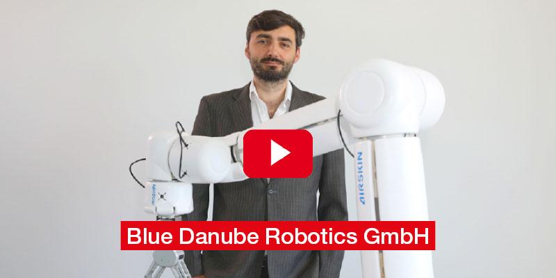 "Tobias Ferner, B.A. | Blue Danube Robotics GmbH ""AIRSKIN®"""