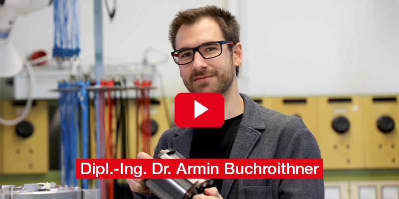 """Dipl.-Ing. Dr. Armin Buchroithner Dissertation TU Graz """"Effizienter Einsatz von Schwungradspeichern in Fahrzeugen durch interdisziplinäre und multidimensionale Optimierung ihres Sub- und Supersystems"""""""