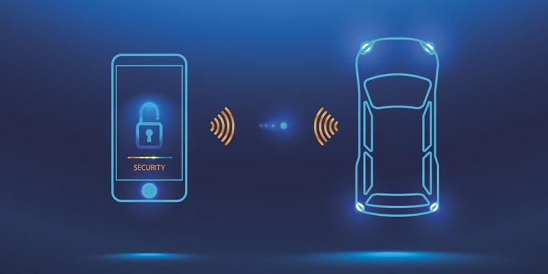 Digital Car Key: Herausforderung einer sicheren Implementierung