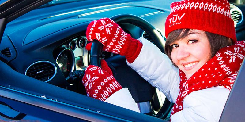 TÜV AUSTRIA gibt Winterreifen-Tipps! (C) Fotolia, Ruslan 100