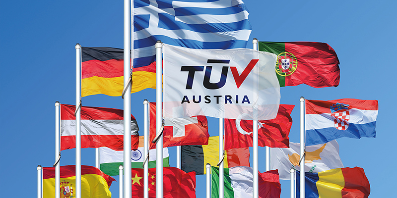 TÜV AUSTRIA Group solidifies its market leadership in inspecting and analysis of exported and imported goods. (C) Shutterstock