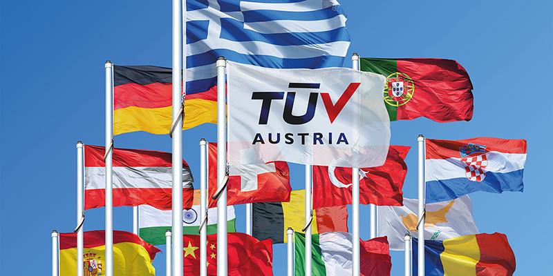 TÜV AUSTRIA Group festigt ihre Marktführerschaft im Bereich der Konformitätsprüfung von Export- und Importgütern. (C) Shutterstock
