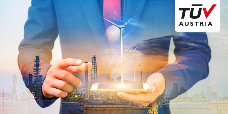 Windkraft: TÜV AUSTRIA bei der virtuellen AWES 2020: 24.-25.11.2020 (C) Shutterstock, totojang1977