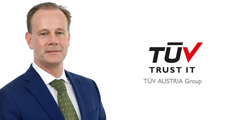 Ing. Mag. Andreas Köberl, Geschäftsführer / General Manager TÜV TRUST IT TÜV AUSTRIA GMBH, (C) TÜV AUSTRIA, Andreas Amsüss