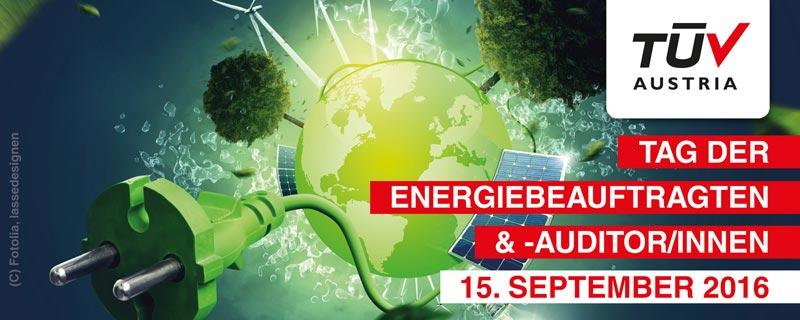 TÜV AUSTRIA Expertentag 15.9.: Tag der Energiebeauftragten & -auditor/innen (C) Fotolia, lassedesignen