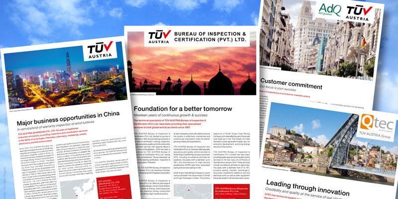 TÜV AUSTRIA Business Informer Ausgabe 2 - jetzt in der TÜV AUSTRIA App