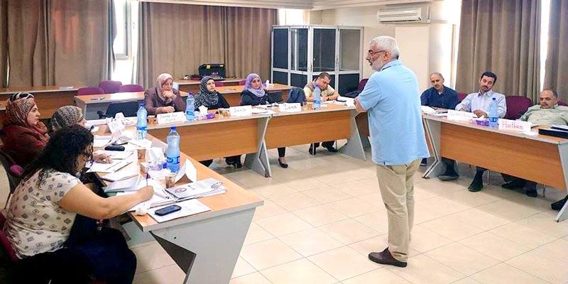 TÜV AUSTRIA Hellas unterstützt Palästinensisches Normungsinstitut beim Aufbau einer leistungsfähigen Infrastruktur