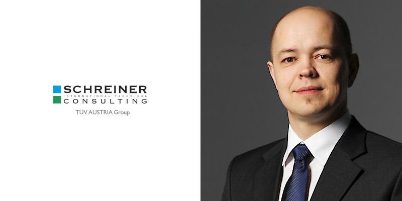 Qualität und Kompetenz: Dipl.-Ing. (FH) Thomas Eder übernimmt Geschäftsführung bei Schreiner Consulting GmbH.
