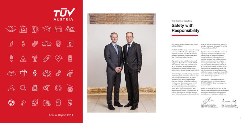 TÜV AUSTRIA Jahresbericht 2014