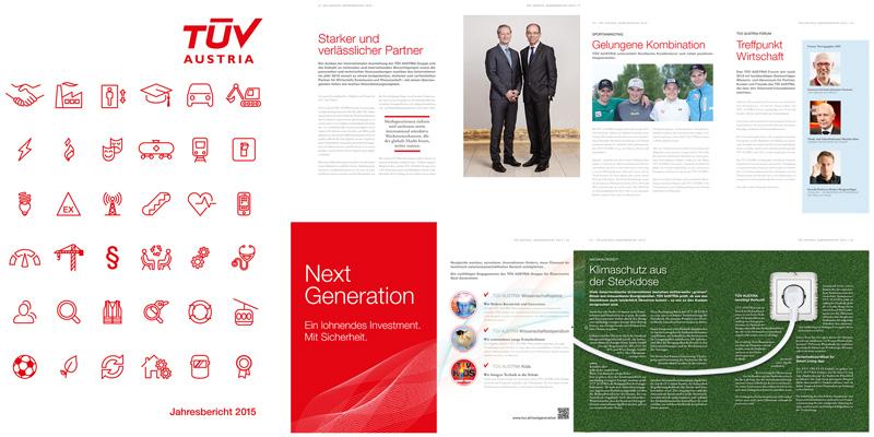 Jahresbericht der TÜV AUSTRIA Gruppe: Jetzt in der TÜV AUSTRIA App