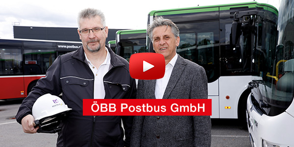 ÖBB Postbus GmbH 'Smart Glasses'